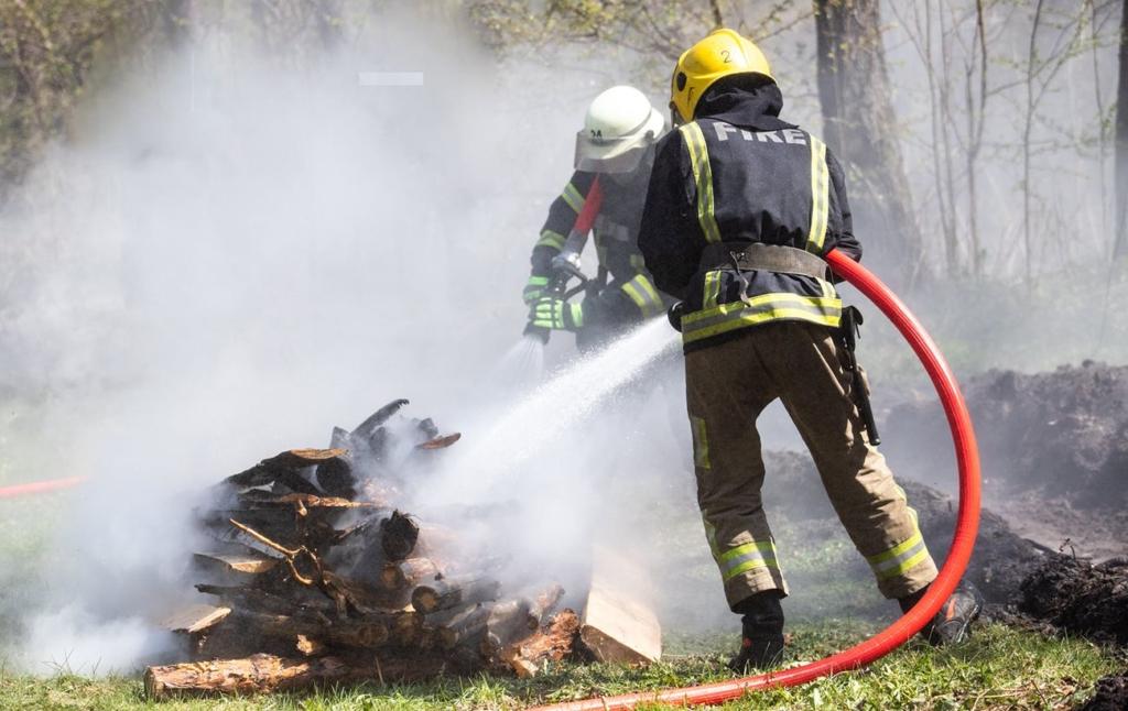 В Україні оголосили надзвичайний рівень пожежної небезпеки на найближчі дні