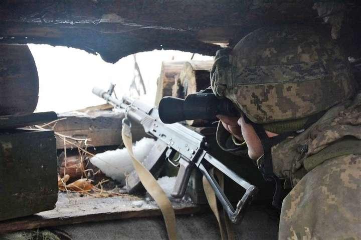 Сутки на Донбассе: оккупанты трижды отрывали огонь в сторону Объединенных сил