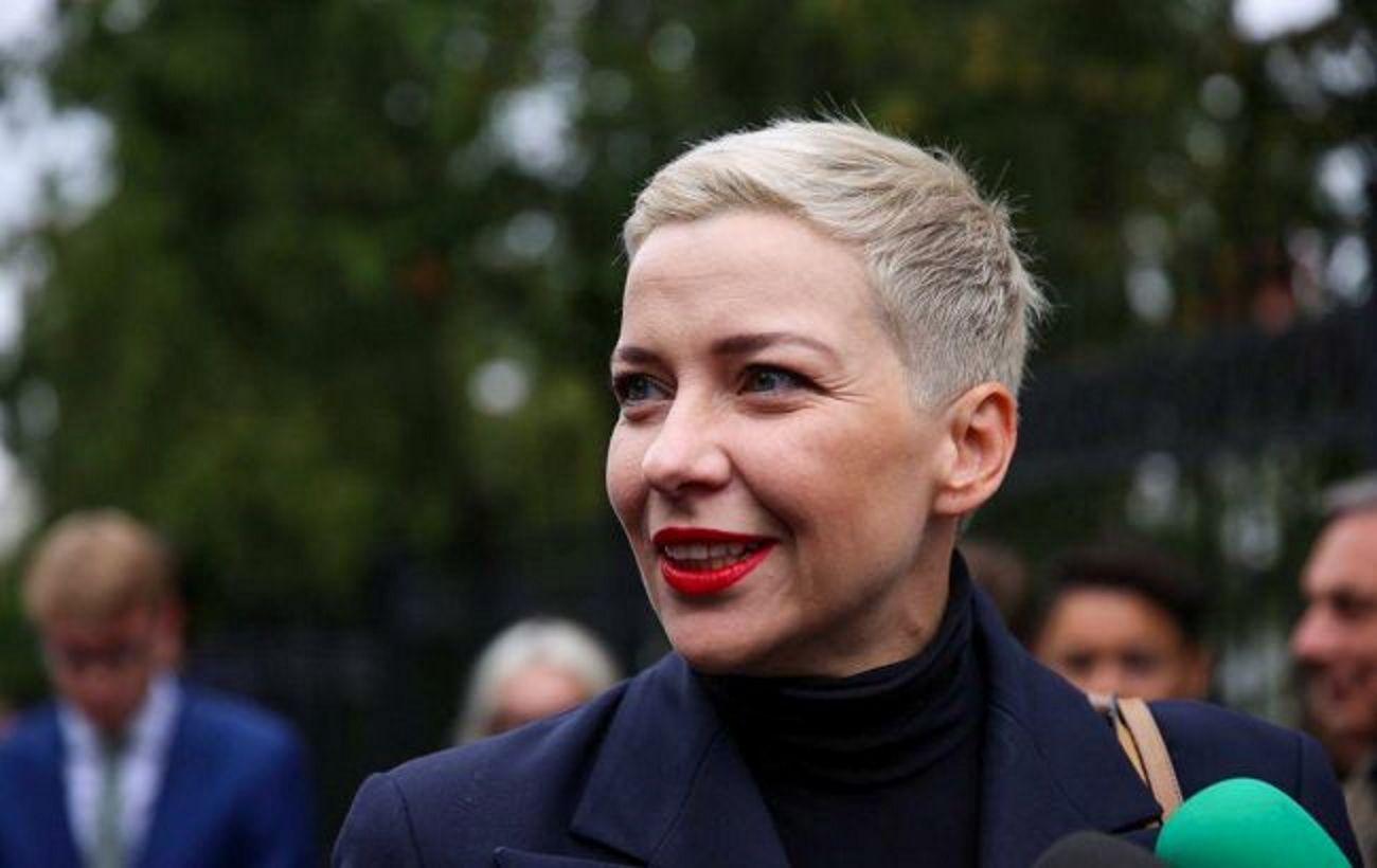 Білоруська опозиціонерка Колеснікова стала лауреатом правозахисної премії Ради Європи