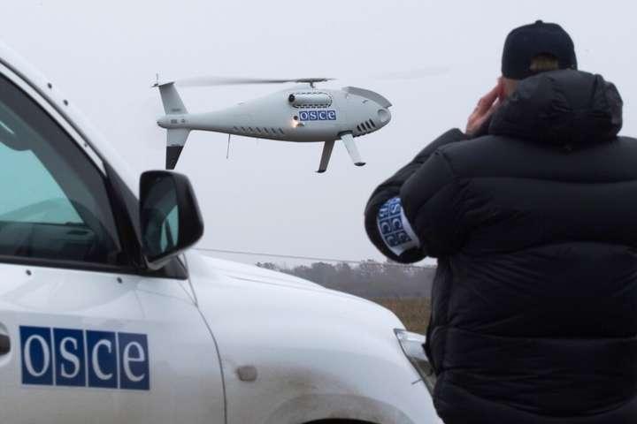 Місія ОБСЄ за добу зафіксувала понад 100 порушень режиму тиші на Донбасі