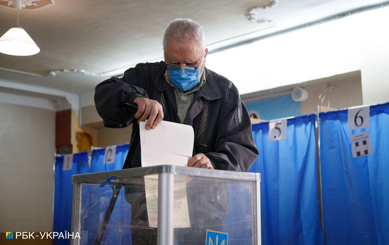 """Свежий рейтинг партий возглавили """"Слуга народа"""" и """"Евросолидарнисть"""" — опрос"""