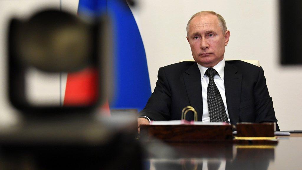 Путін перейшов на нову «фазу» з питання Донбасу