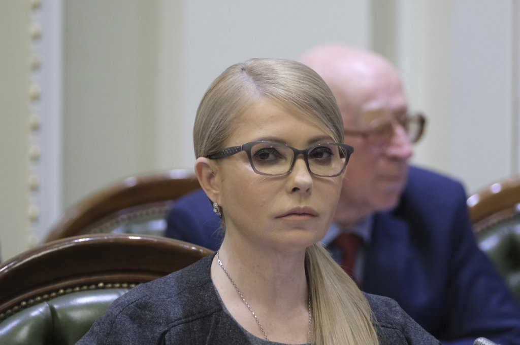 Тимошенко у важкому стані через COVID-19