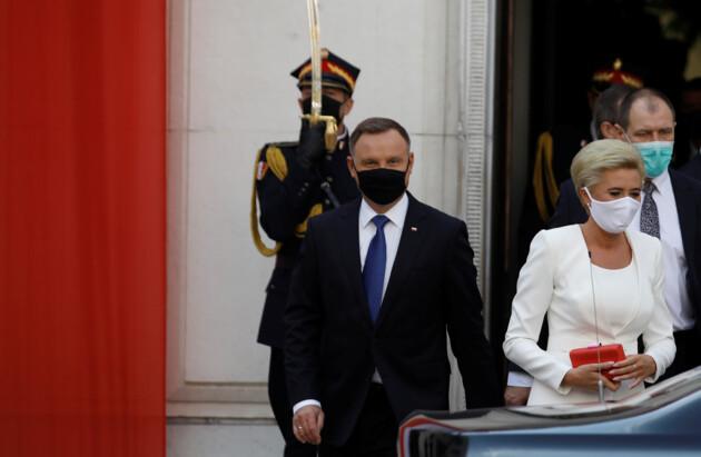У Польщі відбулася інавгурація президента Анджея Дуди — відео