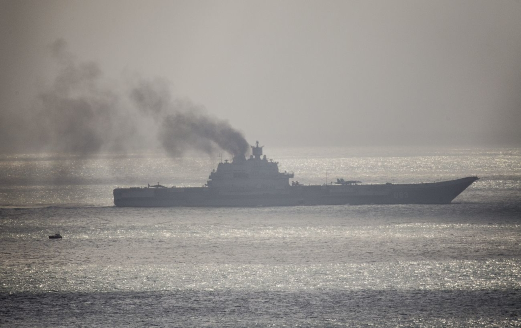 У Чорне море зайшли 15 російських військових кораблів