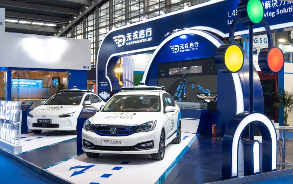 Китай запустив сервіс безпілотних таксі