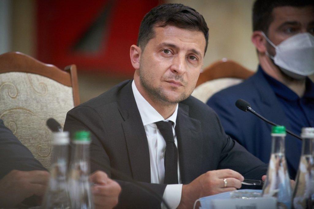 Україна не втручалася в американські вибори — Зеленський