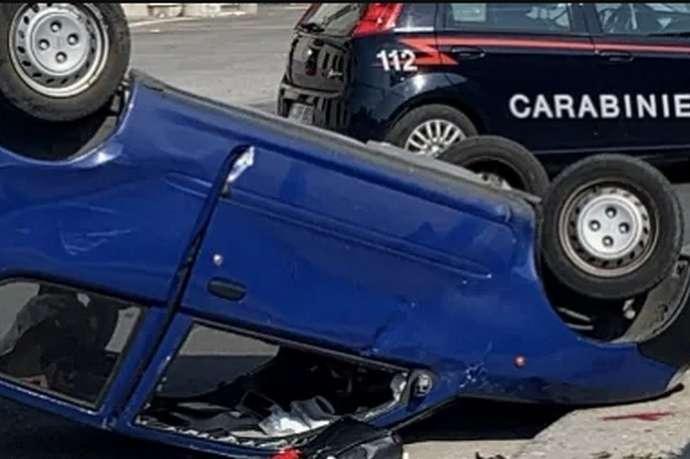 В Италии украинка раздавил автомобиль