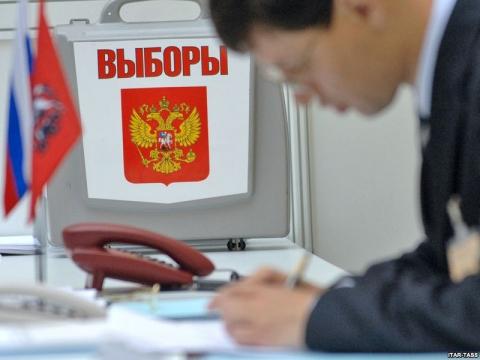 На окупованих Росією територіях Криму проходять місцеві вибори