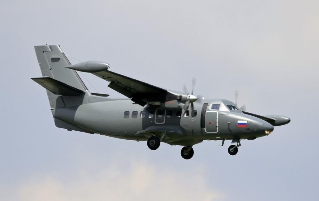 Авария самолета с парашютистами в России: число жертв возросло