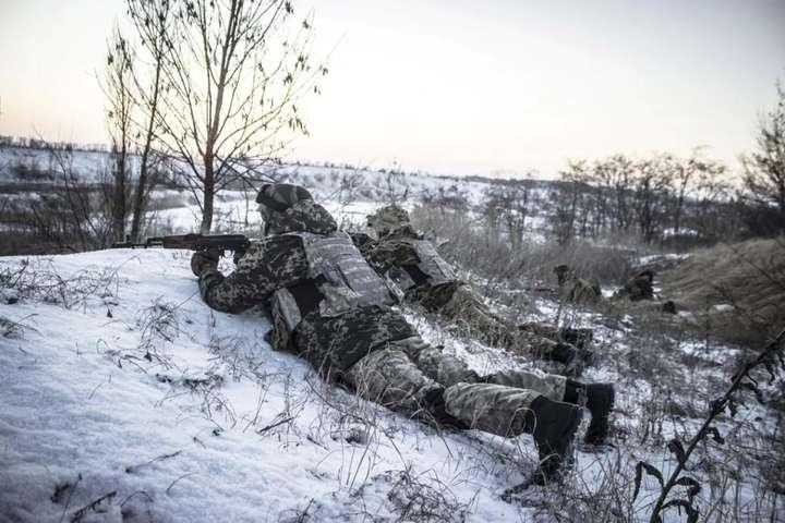 За сутки в Донбассе зафиксирован один вражеский обстрел
