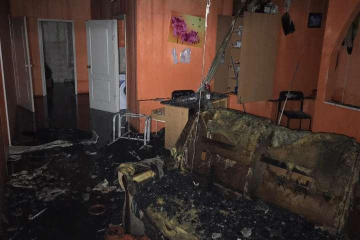 Госкомиссия обещает за месяц обнародовать отчет о пожаре в Харькове