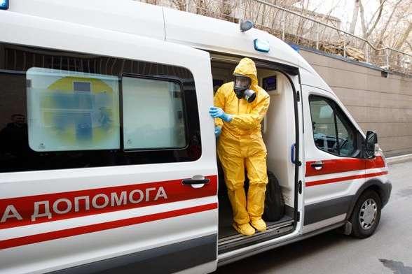 Новый Коронавирусная рекорд в Украине: за сутки Covid-19 обнаружено в 8752 человек