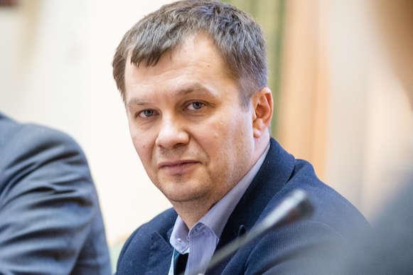 Милованов призначений радником керівника Офісу президента Єрмака
