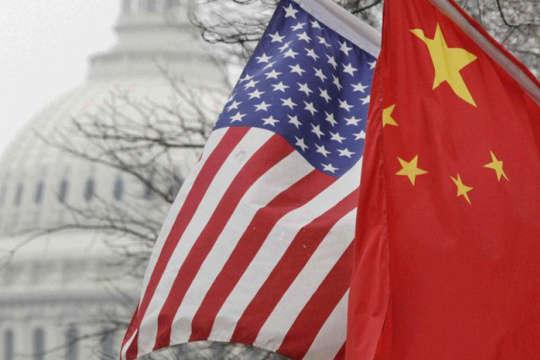 США ввели санкции против чиновников Китая