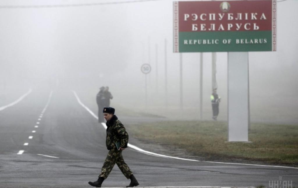 Беларусь вводит плату за выезд в Украину на одном из участков границы