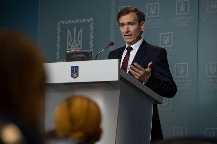 Веніславський назвав законопроект президента про розпуск КС абсолютно обґрунтованим
