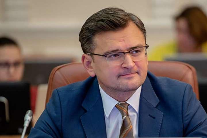 Кулеба назвав шість принципів, здатних «зшити» Україну