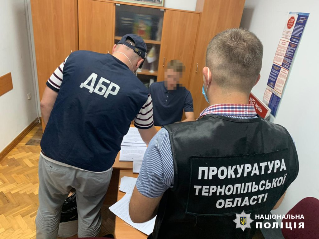 Група посадовців ДФС Тернопільщини підозрюється в розтраті вилученого майна