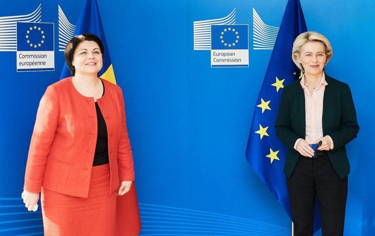 ЄС виділив Молдові кошти на подолання газової кризи