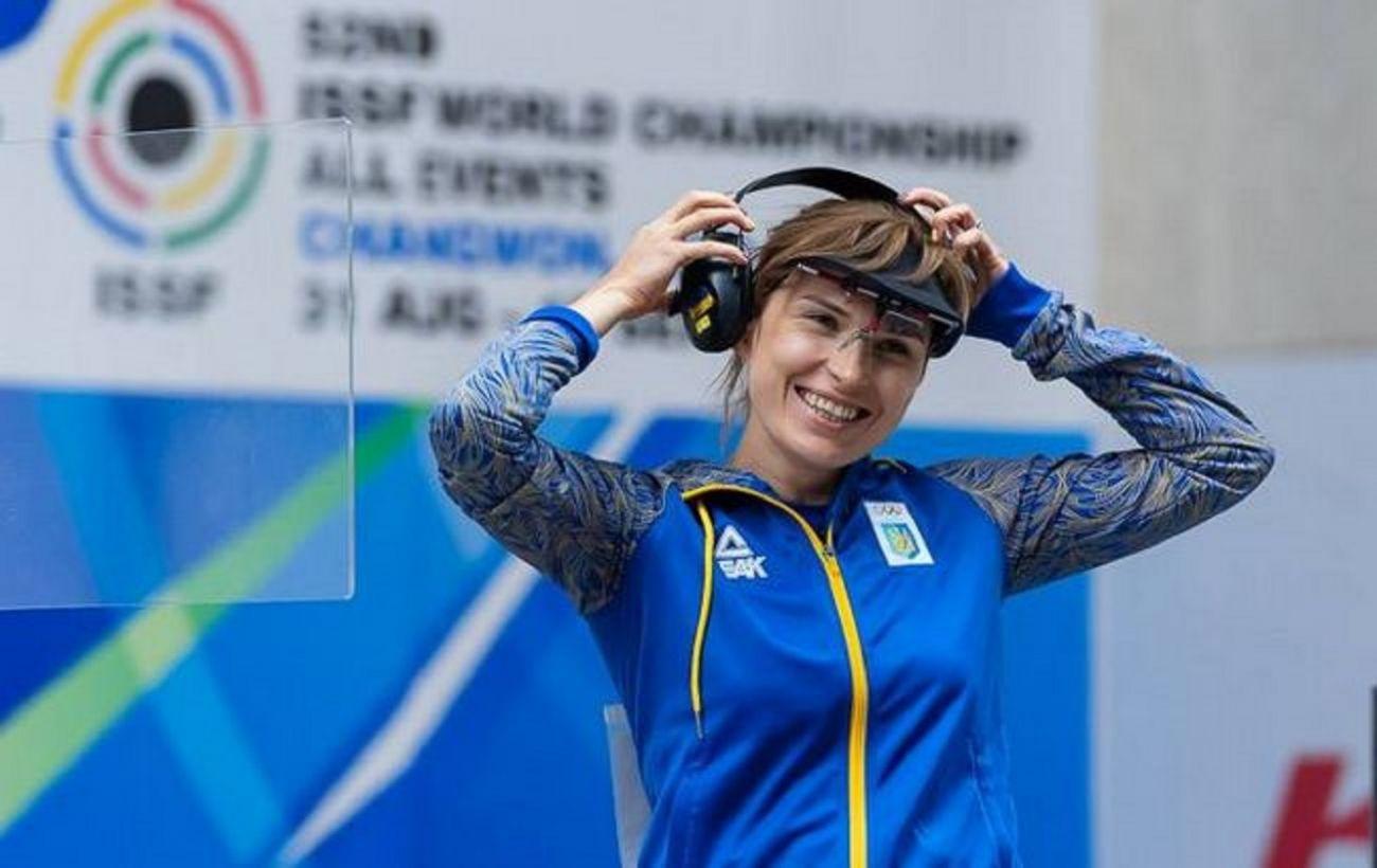Украинка на Олимпиаде-2020 завоевала четвертое место в пулевой стрельбе