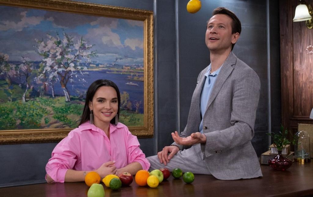 Украинские ТВ-звезды поделились секретами семейного счастья: детей — бабушки и бутылка просекко