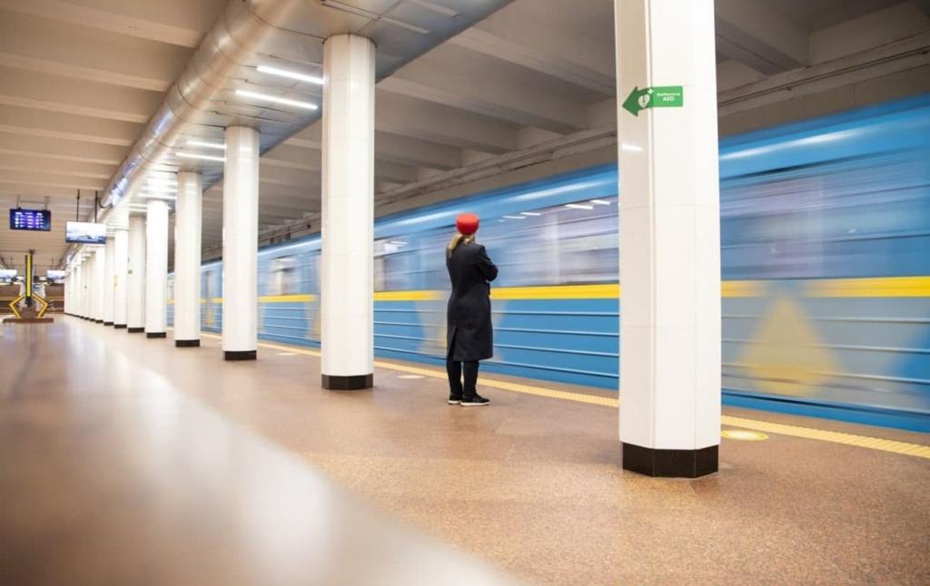 В Киеве завтра могут закрыть несколько станций метро
