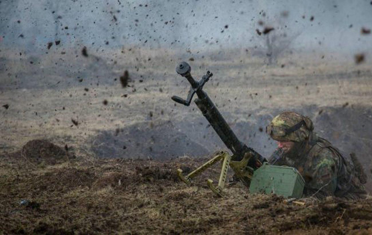 Главнокомандующий ВСУ назвал причину уменьшения количества обстрелов в Донбассе