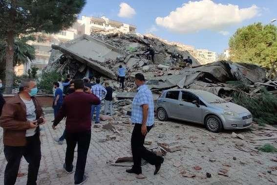 Землетрясение в Турции: число жертв возросло