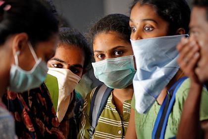 Індія обігнала США за кількістю нових заражених COVID-19: статистика на 5 вересня