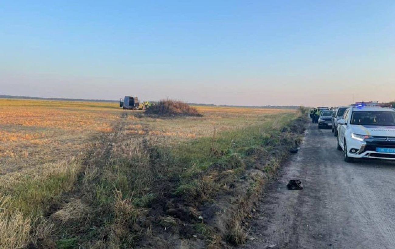 На трассе Киев-Одесса произошло смертельное ДТП с участием паломников-хасидов