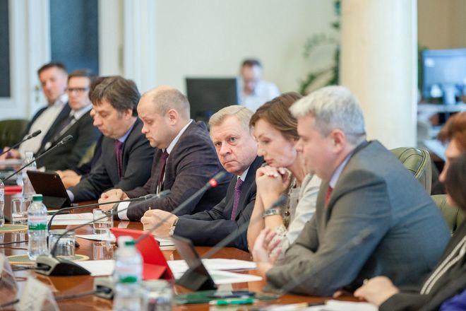 В. о. голови НБУ закликала зняти обмеження на зарплати чиновників