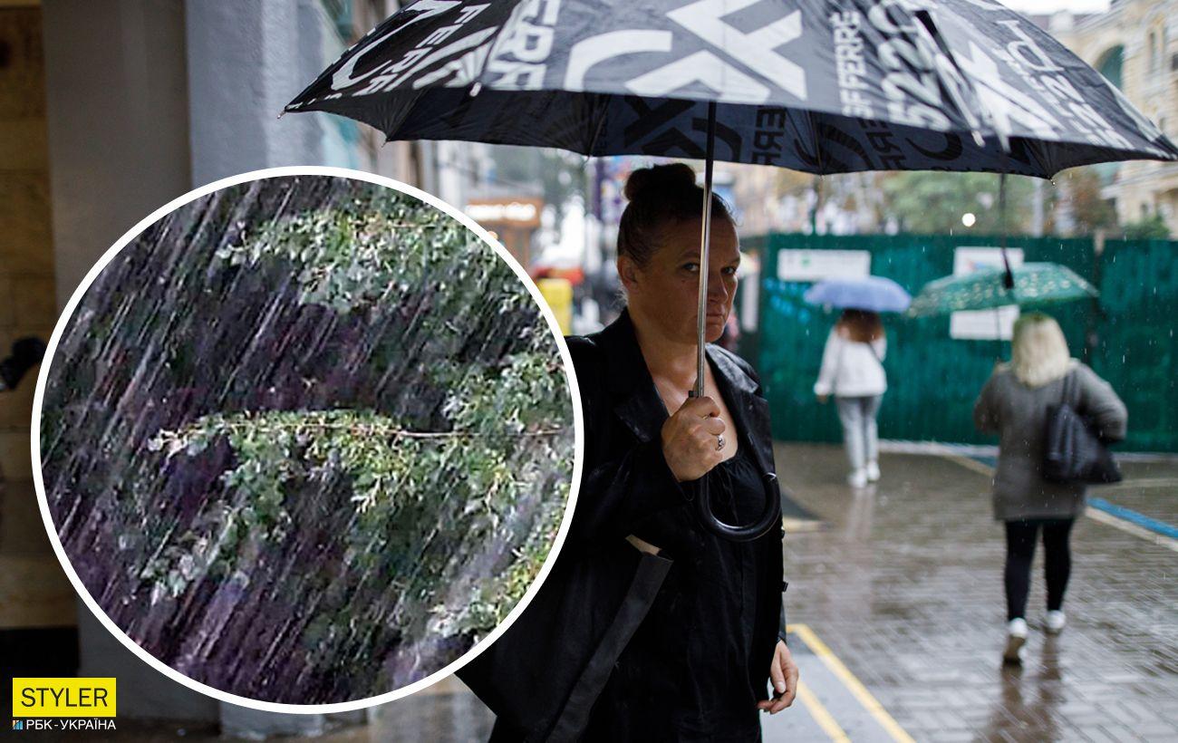 """В Украину идут затяжные дожди, а начало августа готовит """"сюрприз"""""""