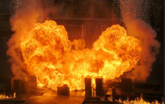У Росії стався вибух на газовій заправці — відео