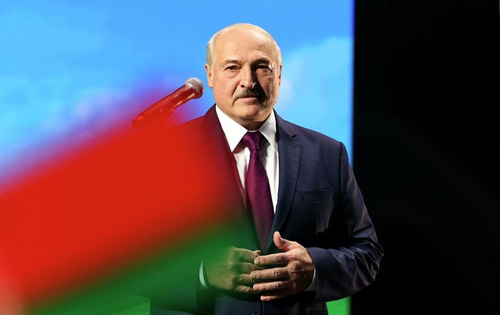 "Лукашенко заявил о якобы начало ""террористической атаки"" на Беларусь"