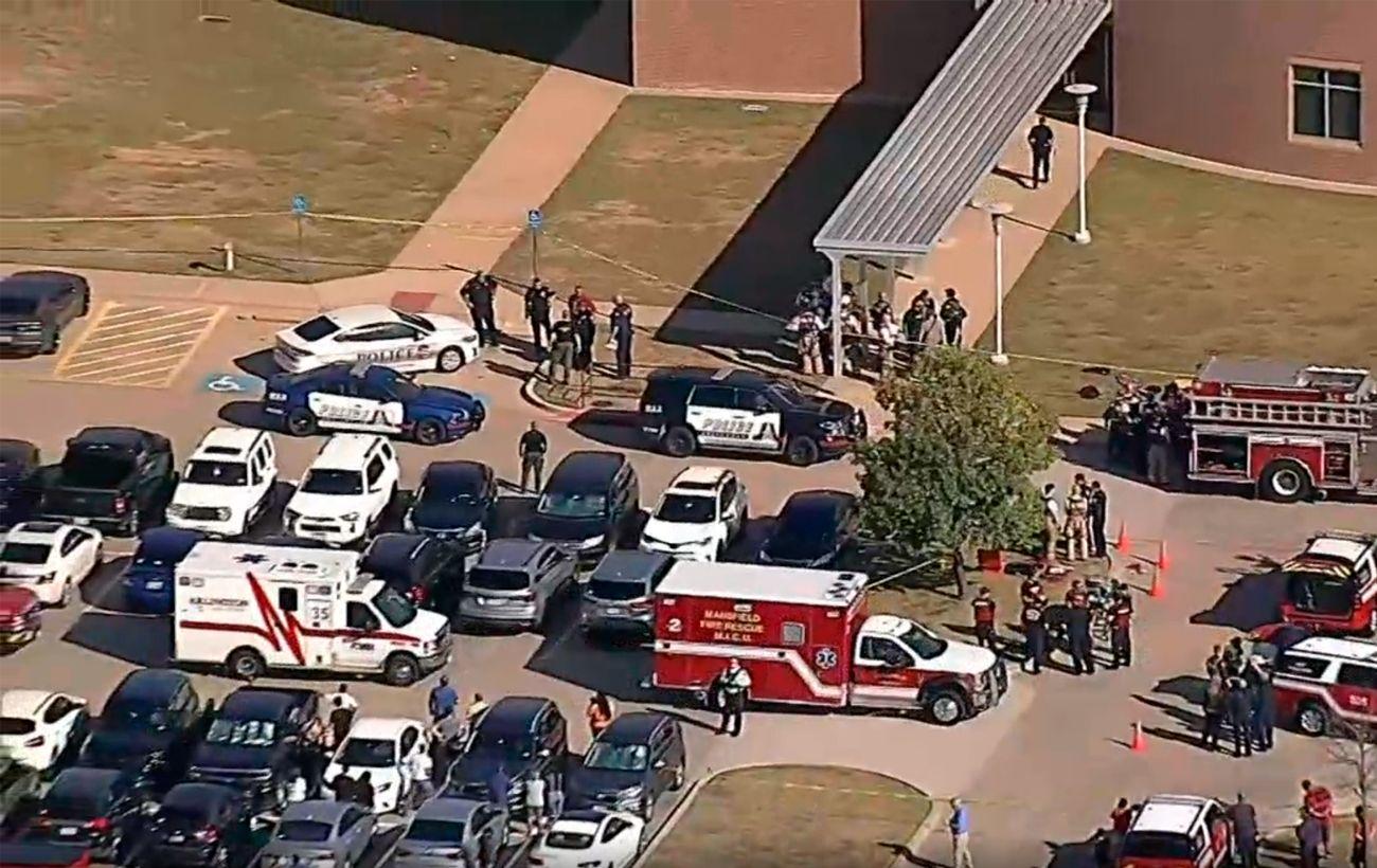 У Техасі сталася стрілянина в школі, є поранені
