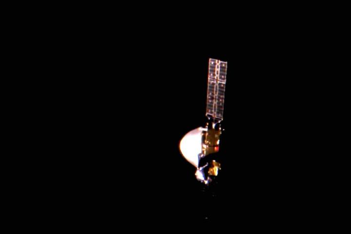 Китайский космический зонд приближается к Марсу