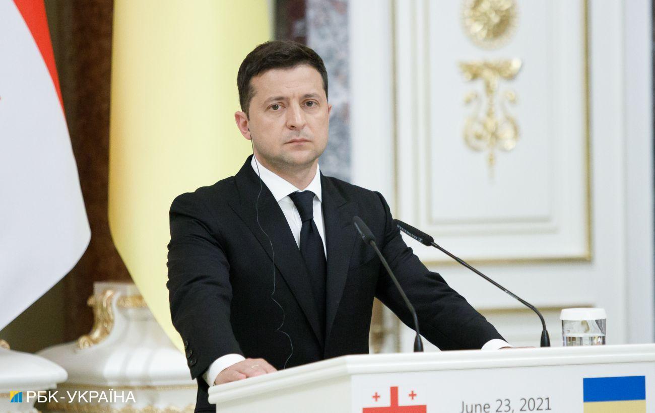 Зеленський візьме участь у презентації концепції святкування 30-річчя незалежності
