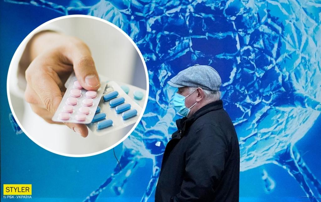 В Украине планируют создать вакцину от COVID-19 в форме таблетки