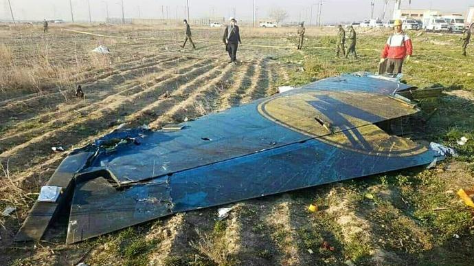 Оприлюднено нові дані з чорних ящиків збитого літака МАУ