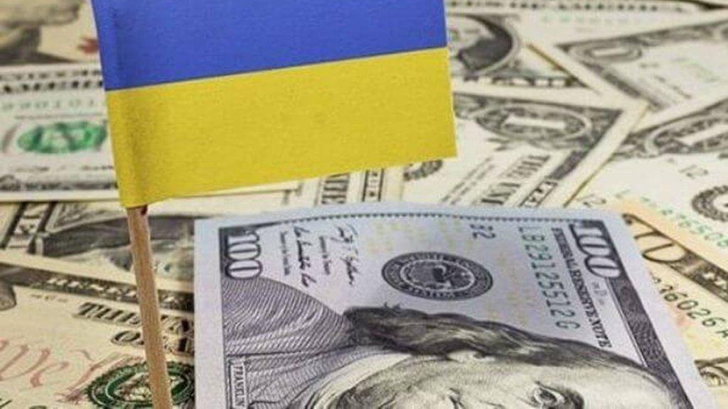 Зовнішній борг України виріс до 122 млрд доларів