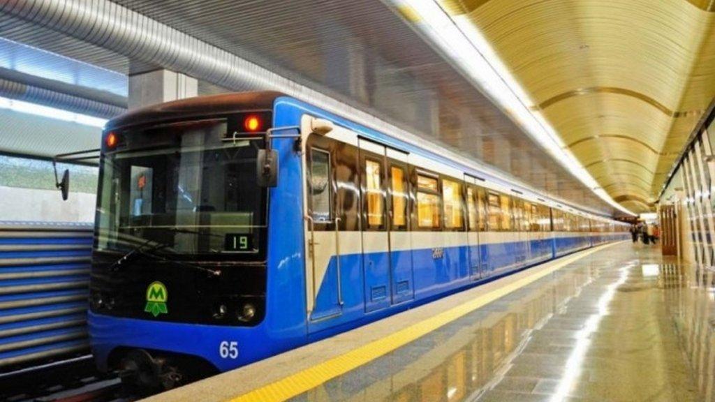 У центрі Києва «замінували» дві станції метро