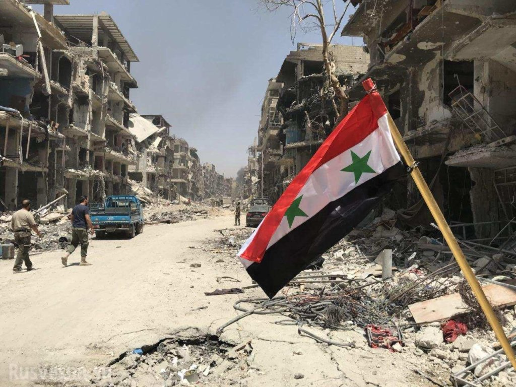 Військові РФ підірвалися в Сирії: подробиці і відео ПП