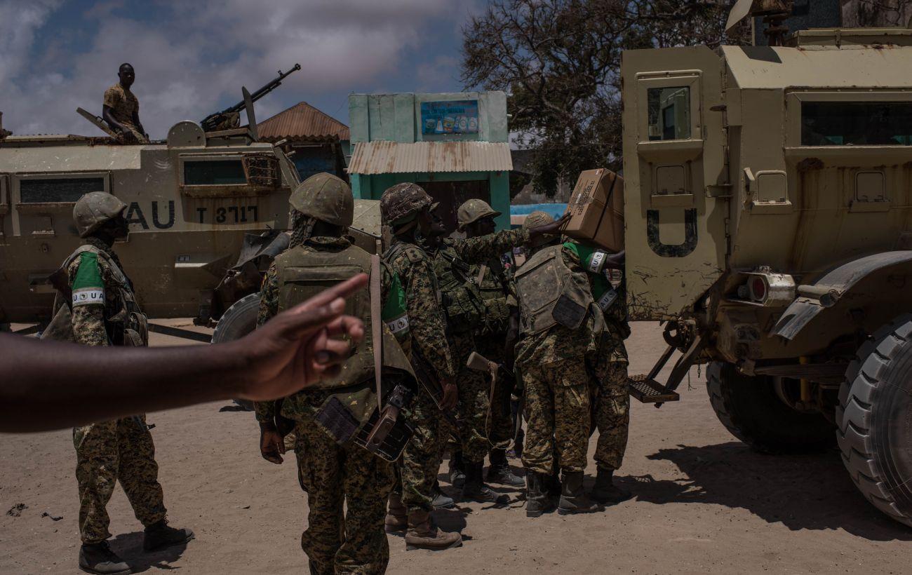 В Сомалі вибухнув автобус з футболістами, є загиблі