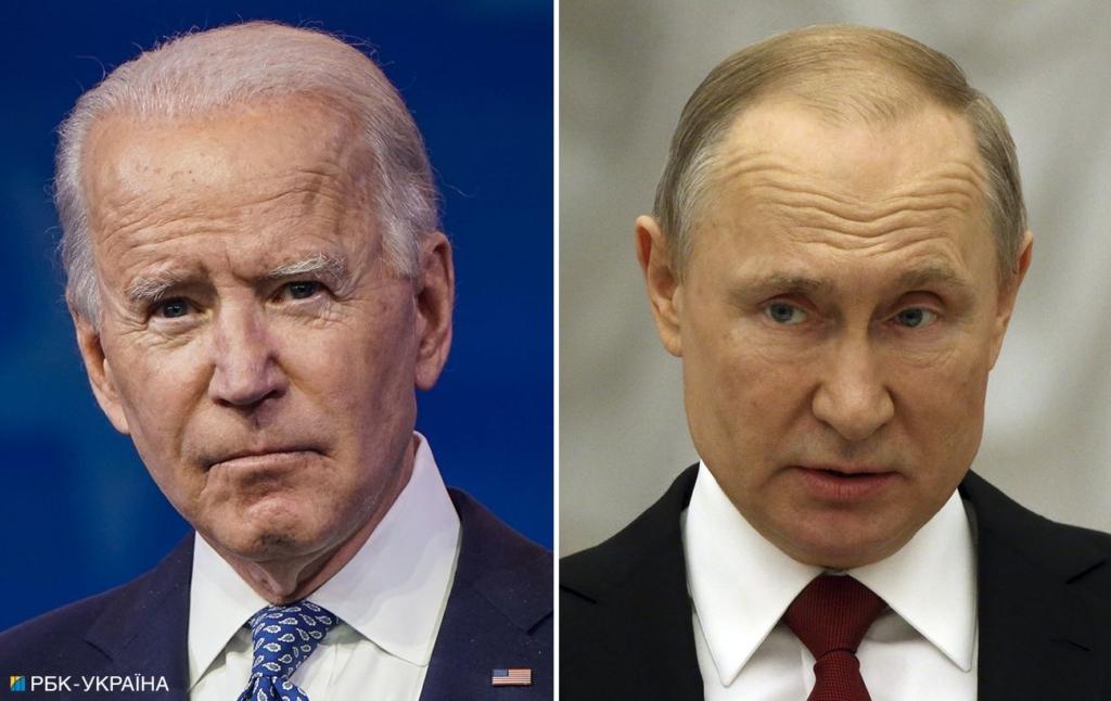 У Путина допустили встреча с Байденом в июне: зависит от многих факторов
