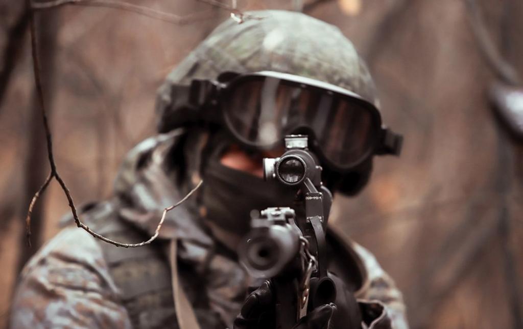 Боевики с начала суток один раз стреляли в Донбассе. Военные не пострадали
