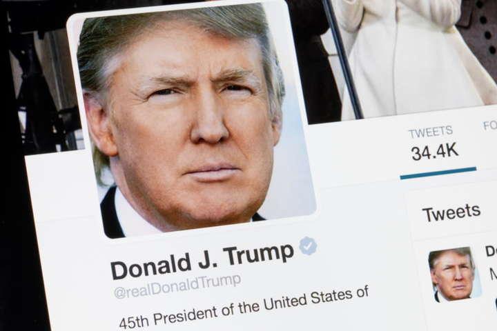 Twitter заблокував Трампа