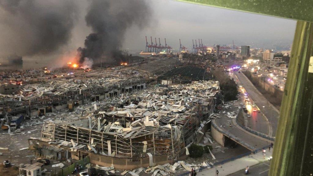 Вибух у Бейруті: останні новини про загиблих і фото масштабних руйнувань