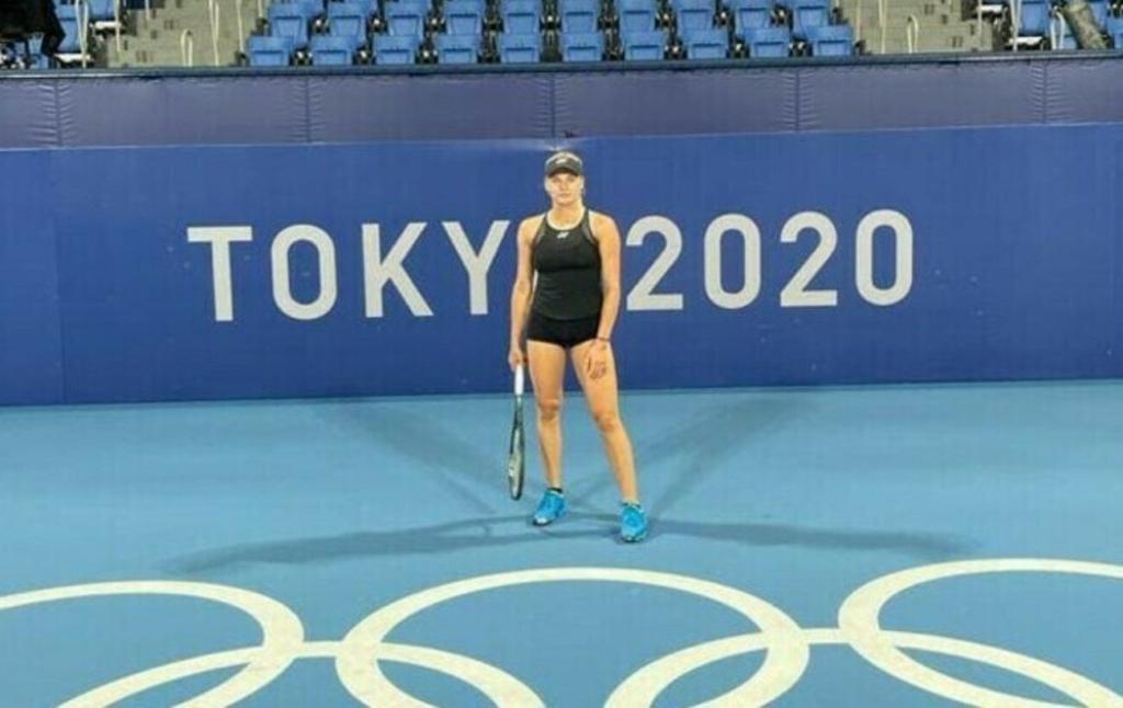 Ястремская проиграла первый матч на Олимпиаде в Токио
