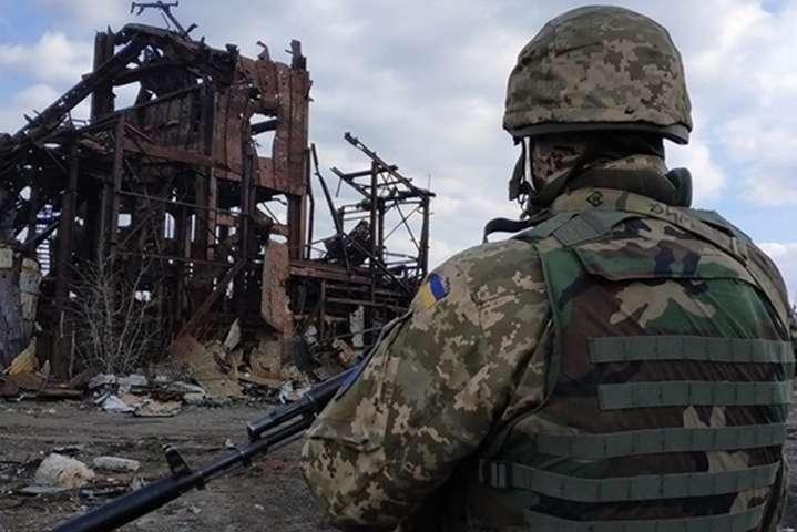 Российские войска с начала года более 570 раз нарушили режим тишины в Донбассе
